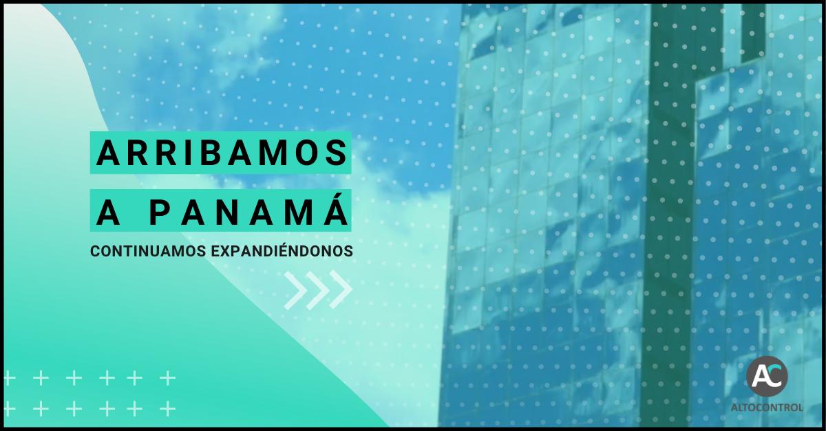 Alto Control arribó a Panamá